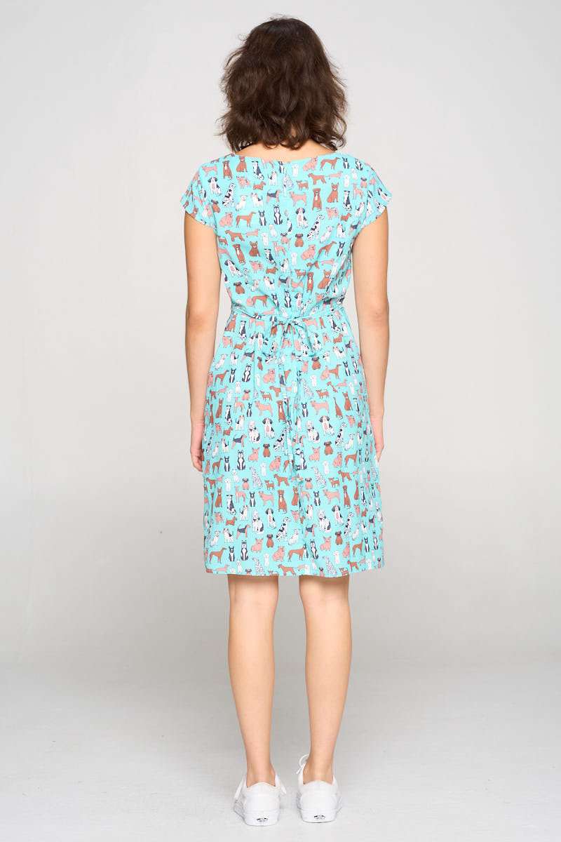 sm wardrobe Dog All Over Dress