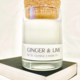St. George Candle Co. 10 oz. St.  George's Candle with Cork Top
