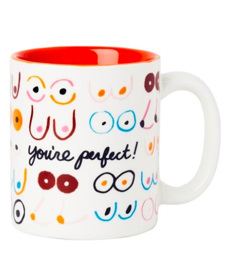 The Found You're Perfect Mug