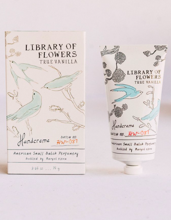 Library of Flowers Library of Flowers Handcreme