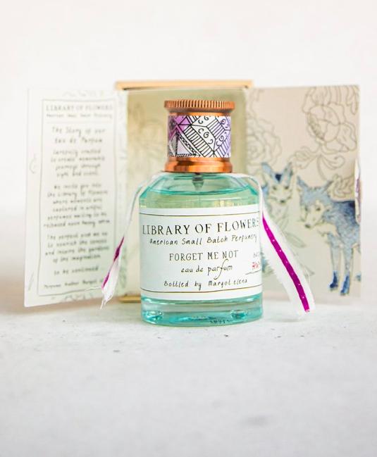 Library of Flowers Library of Flowers Eau de Parfum
