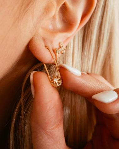 FIVE AND TWO Leona Earrings- FVELE