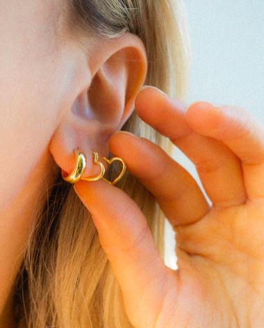 FIVE AND TWO Zoe Earrings- FVEZE