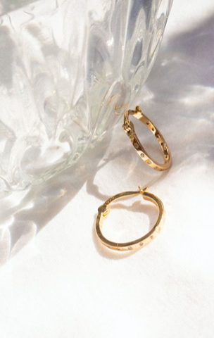 FIVE AND TWO Calla Earrings- FVECE