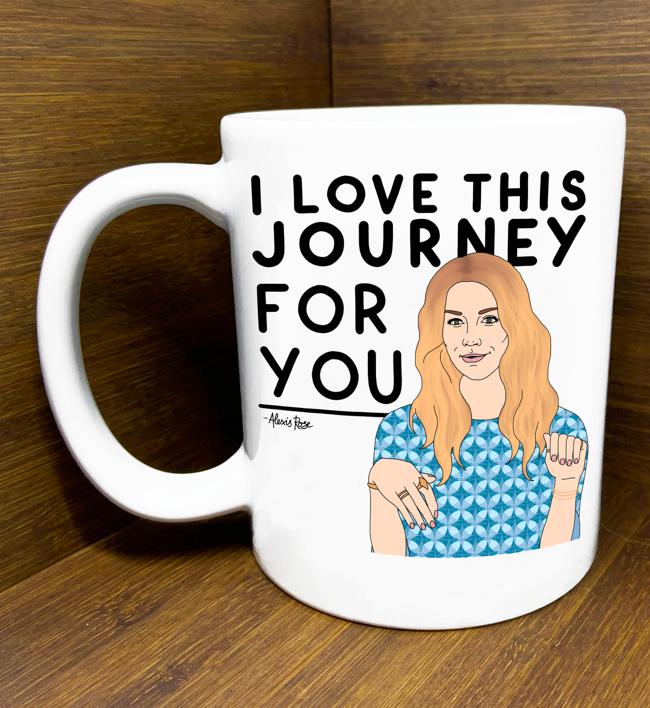 Citizen Ruth Alexis Journey Mug
