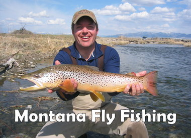 Montana Fly Fishing Trip