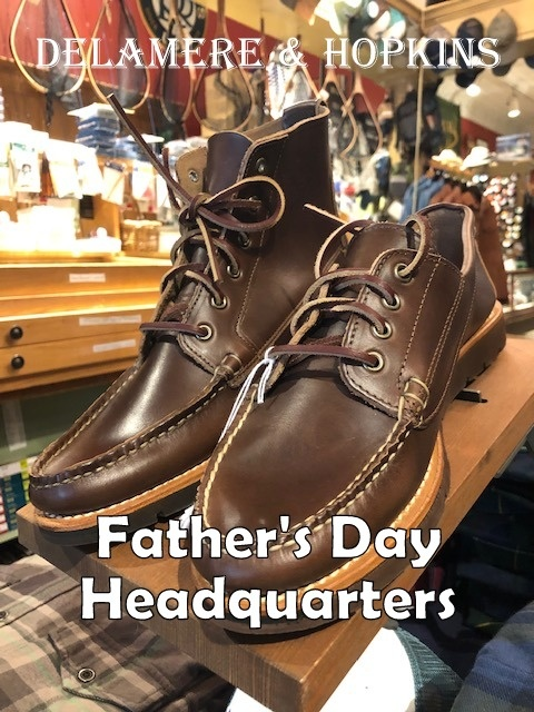 getting ready for Father's Day