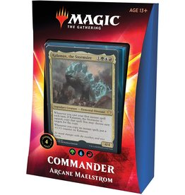 Wizards of the Coast Commander 2020 Arcane Maelstorm