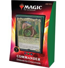 Wizards of the Coast Ikoria Commander 2020 Enhanced Evolution