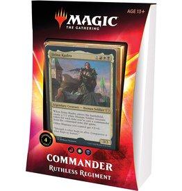 Wizards of the Coast Ikoria Commander 2020 Ruthless Regiment