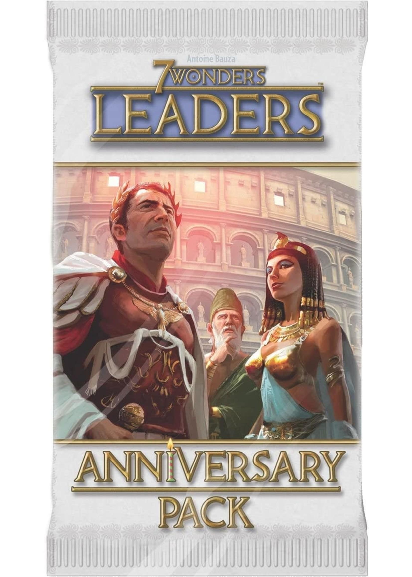 7 Wonders Leader Anniversary Pack