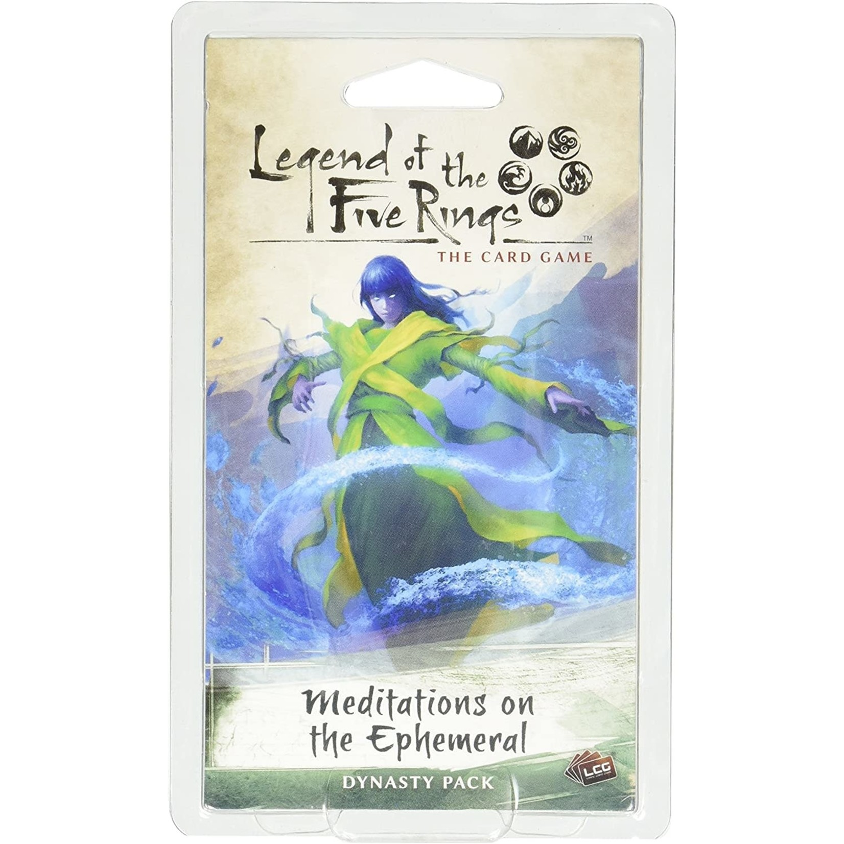 Legend of the Five Rings LCG Meditations on the Ephemeral Dynasty Pack