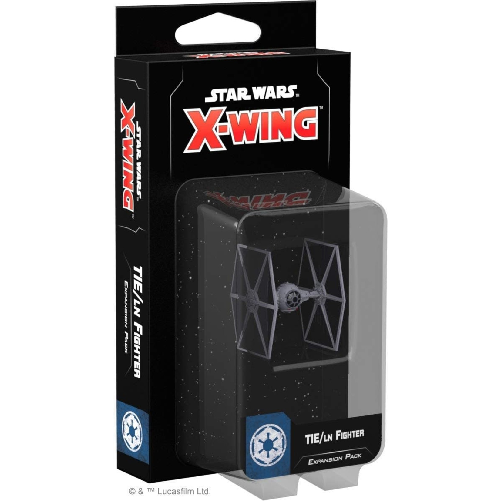 Star Wars X-Wing 2e: TIE/LN Expansion