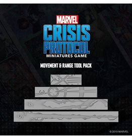 Marvel Crisis Protocol - Measurement Tool