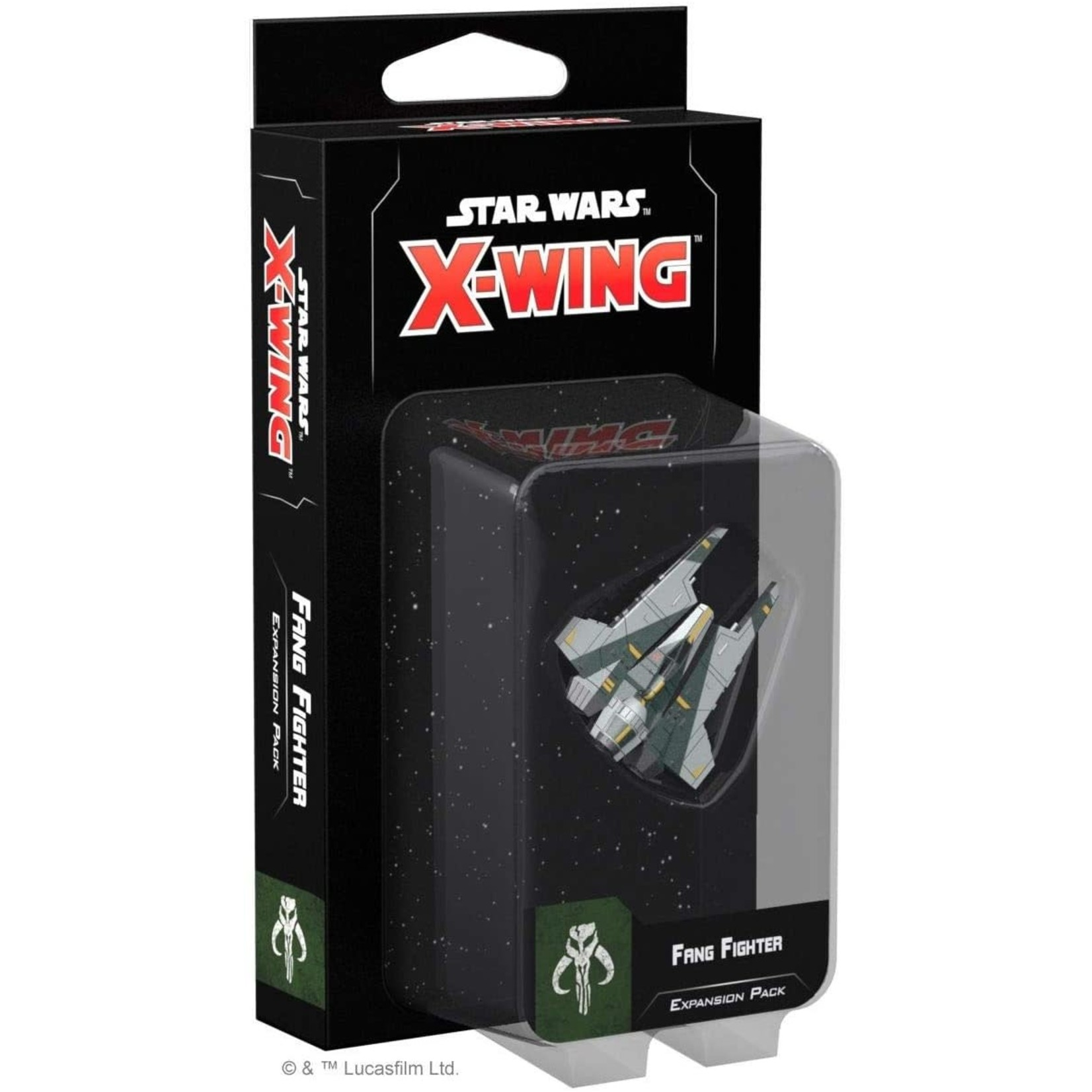 Star Wars X-Wing 2e: Fang Fighter Expansion