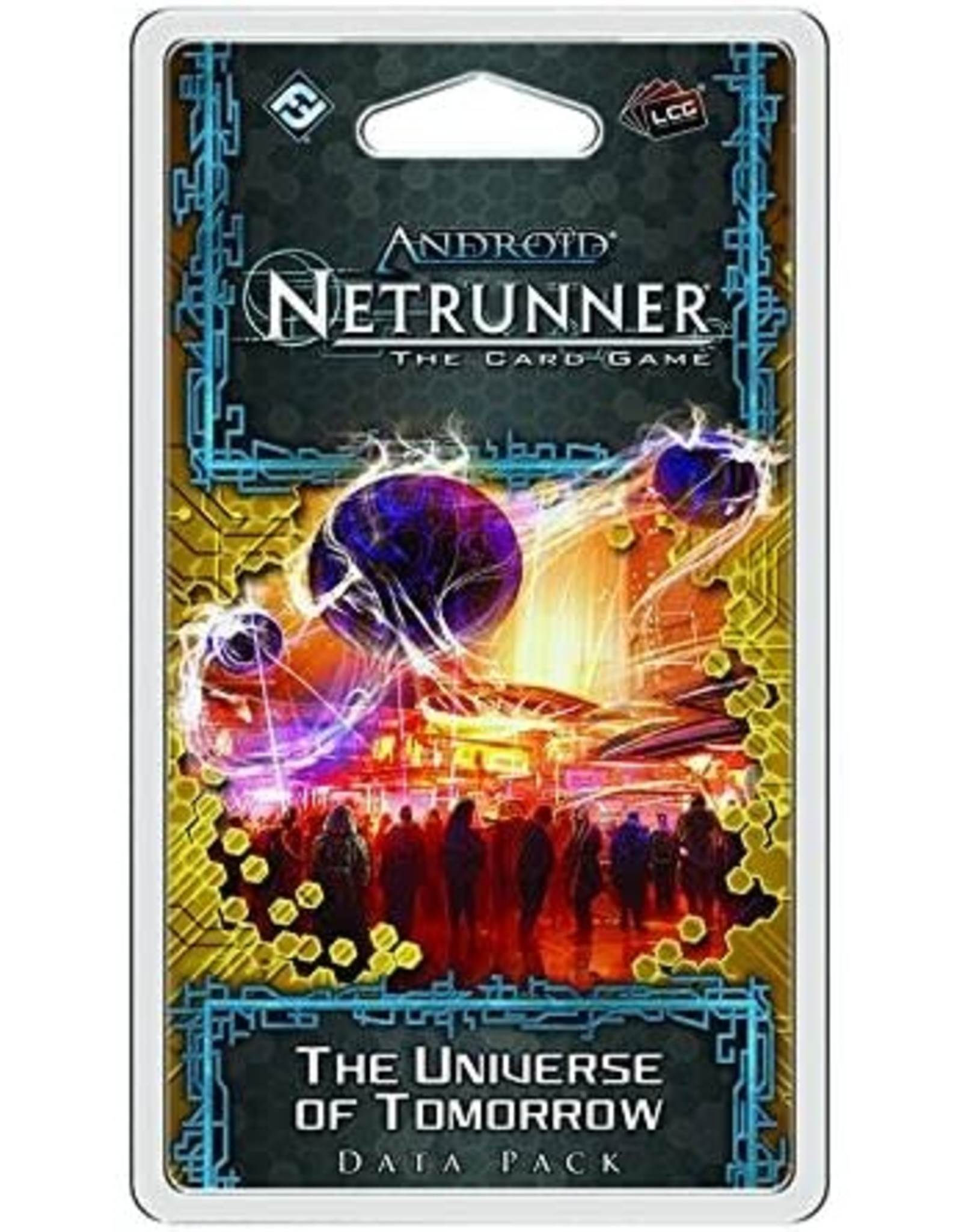 Android Netrunner: Universe of Tomorrow Data Pack