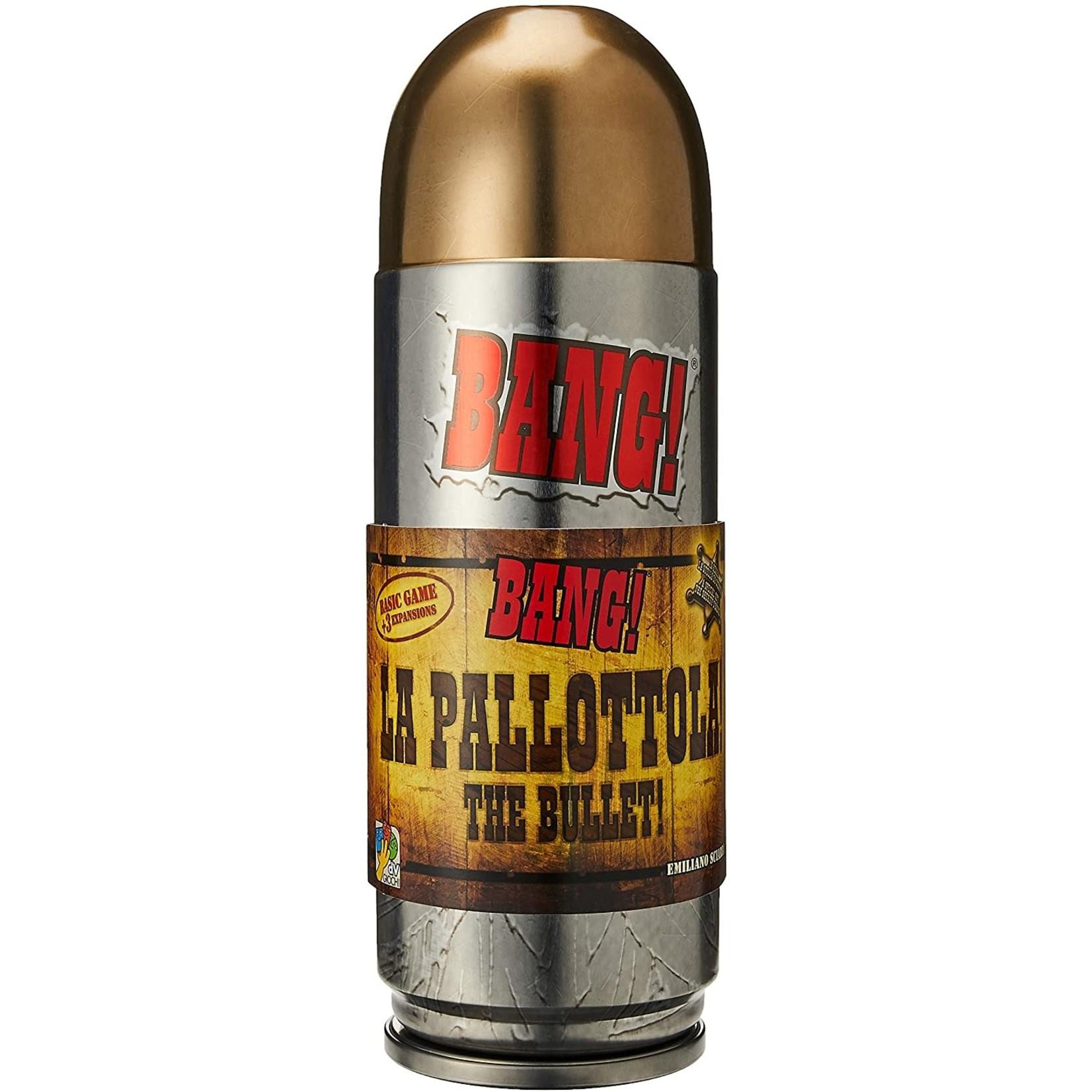 Bang! The Bullet Board Game