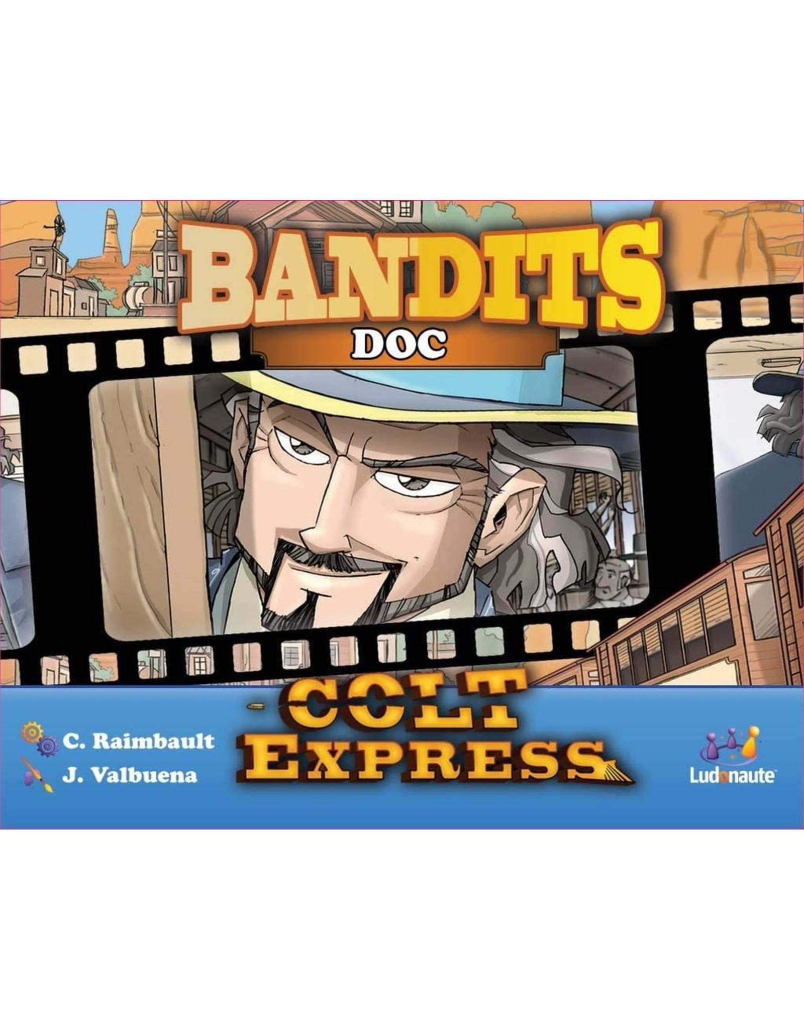 Colt Express Bandit Pack: Doc Expansion