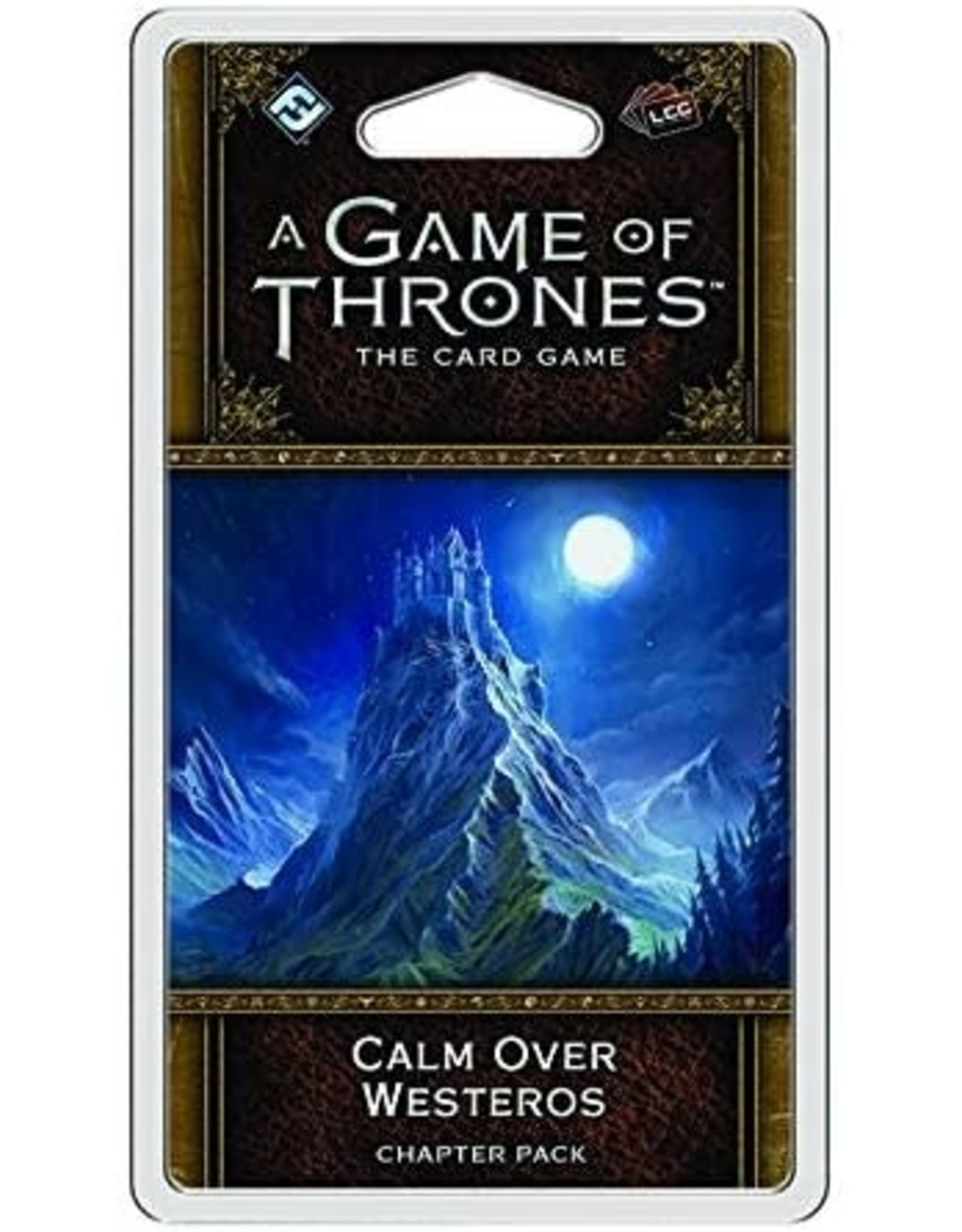 Game of Thrones LCG Calm Over Westeros Chapter Pack