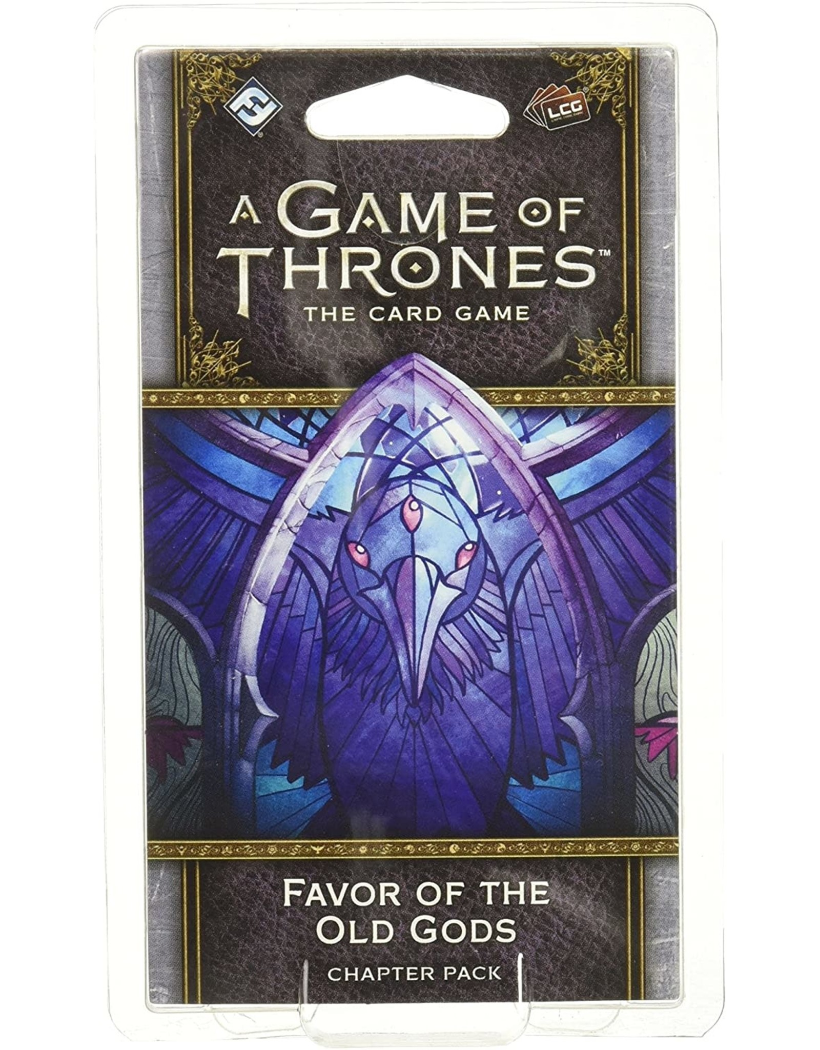 Game of Thrones LCG Favor of the Old Gods Chapter Pack