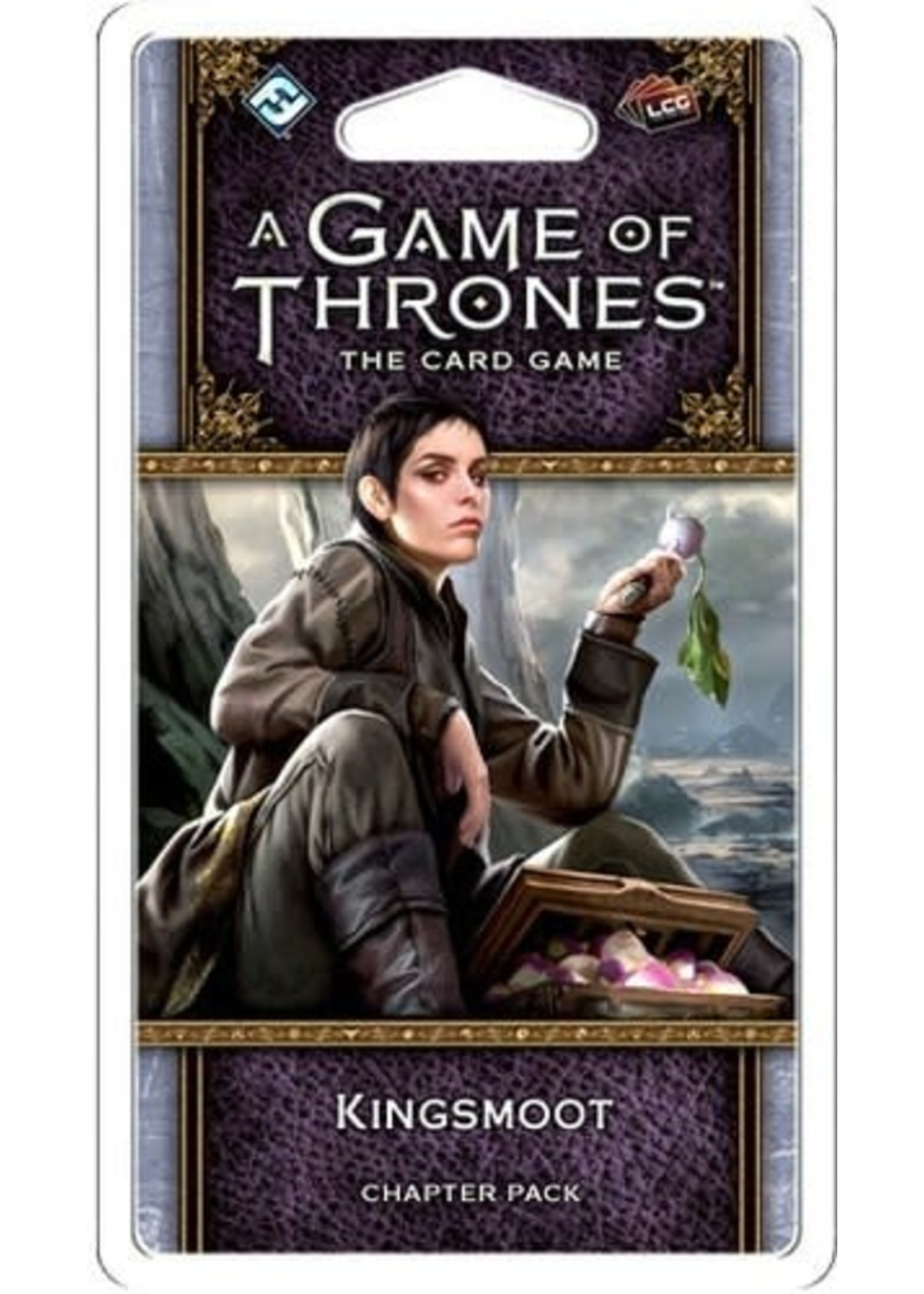 Game of Thrones LCG Kingsmoot Chapter Pack