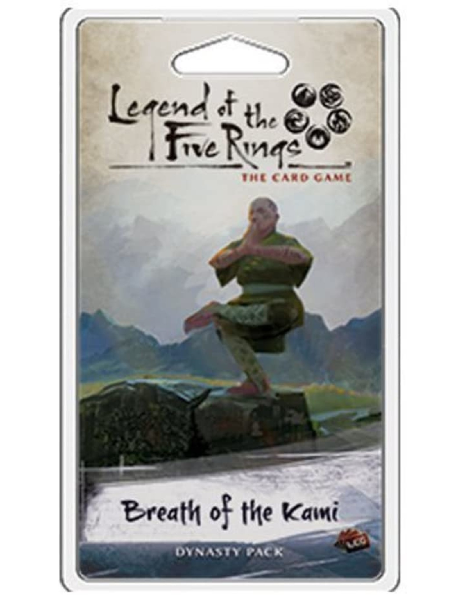 Legend of the Five Rings LCG Breath of the Kami Dynasty Pack