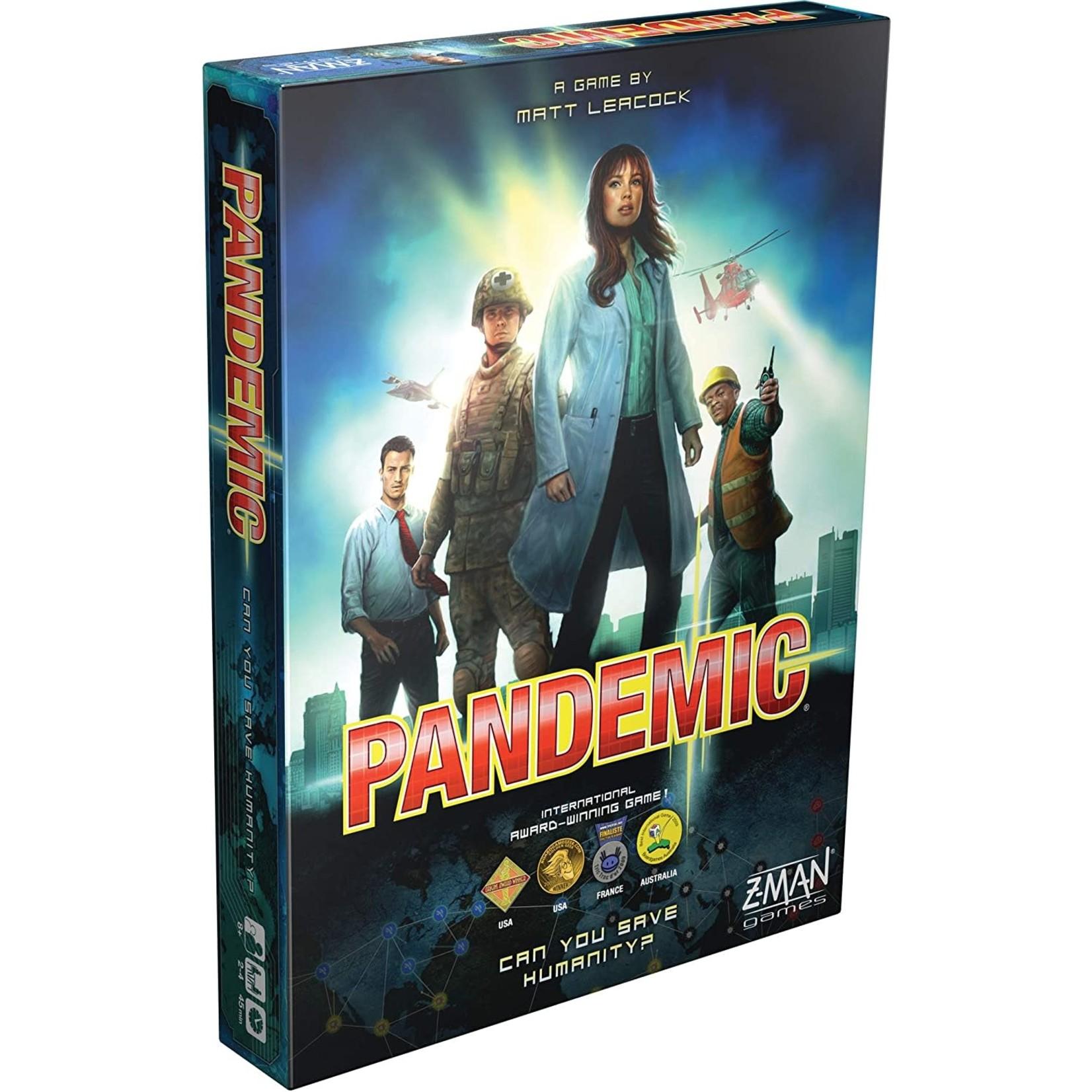 Pandemic Board Game