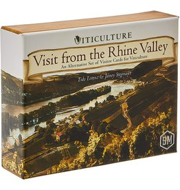 Viticulture: VIsit from Rhine Valley Expansion
