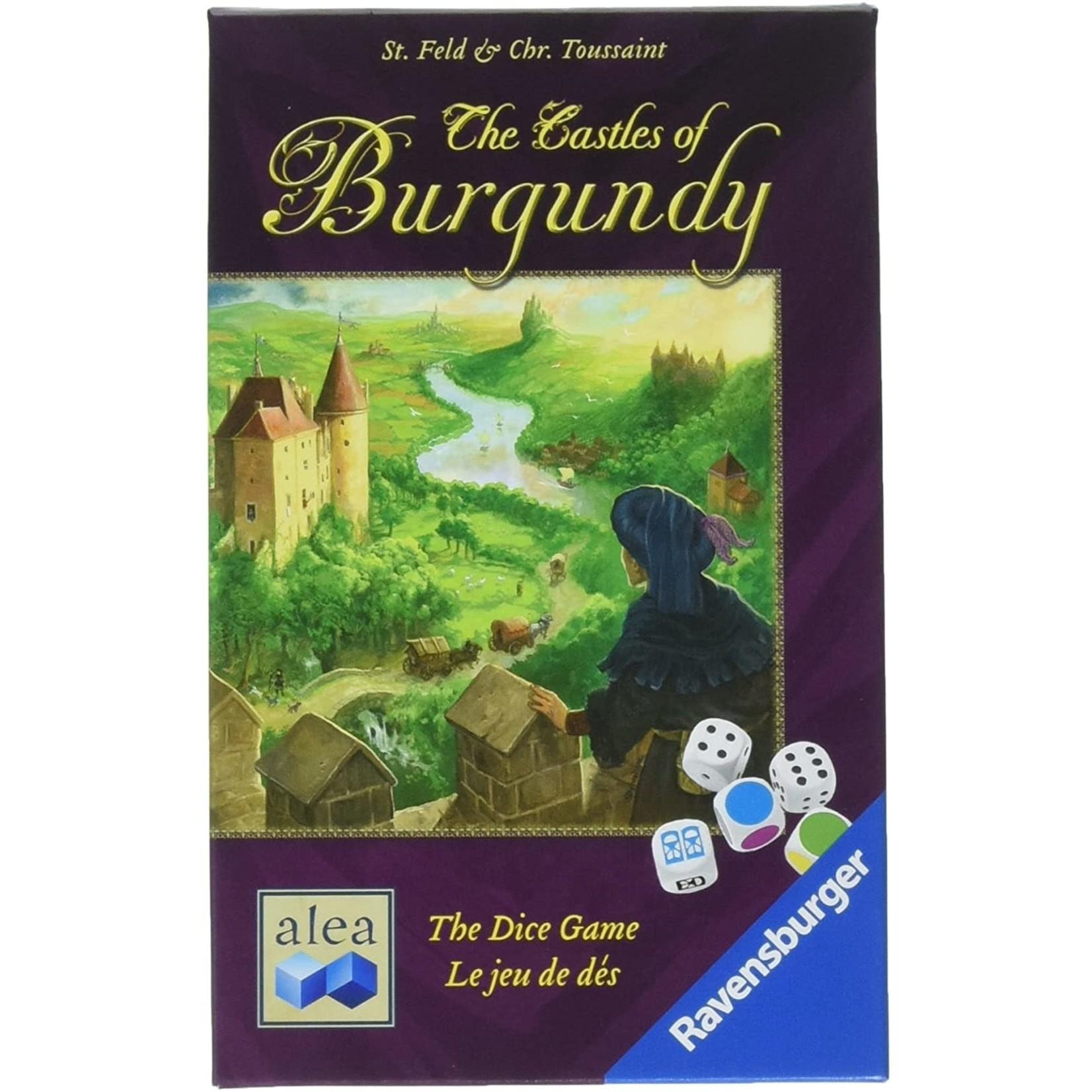 Castles of Burgundy Dice Games