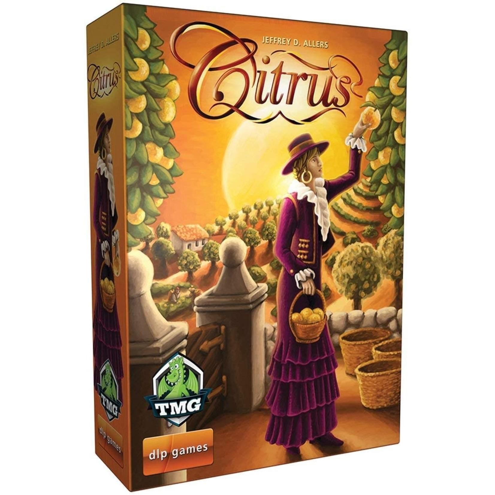 Citrus Board Game