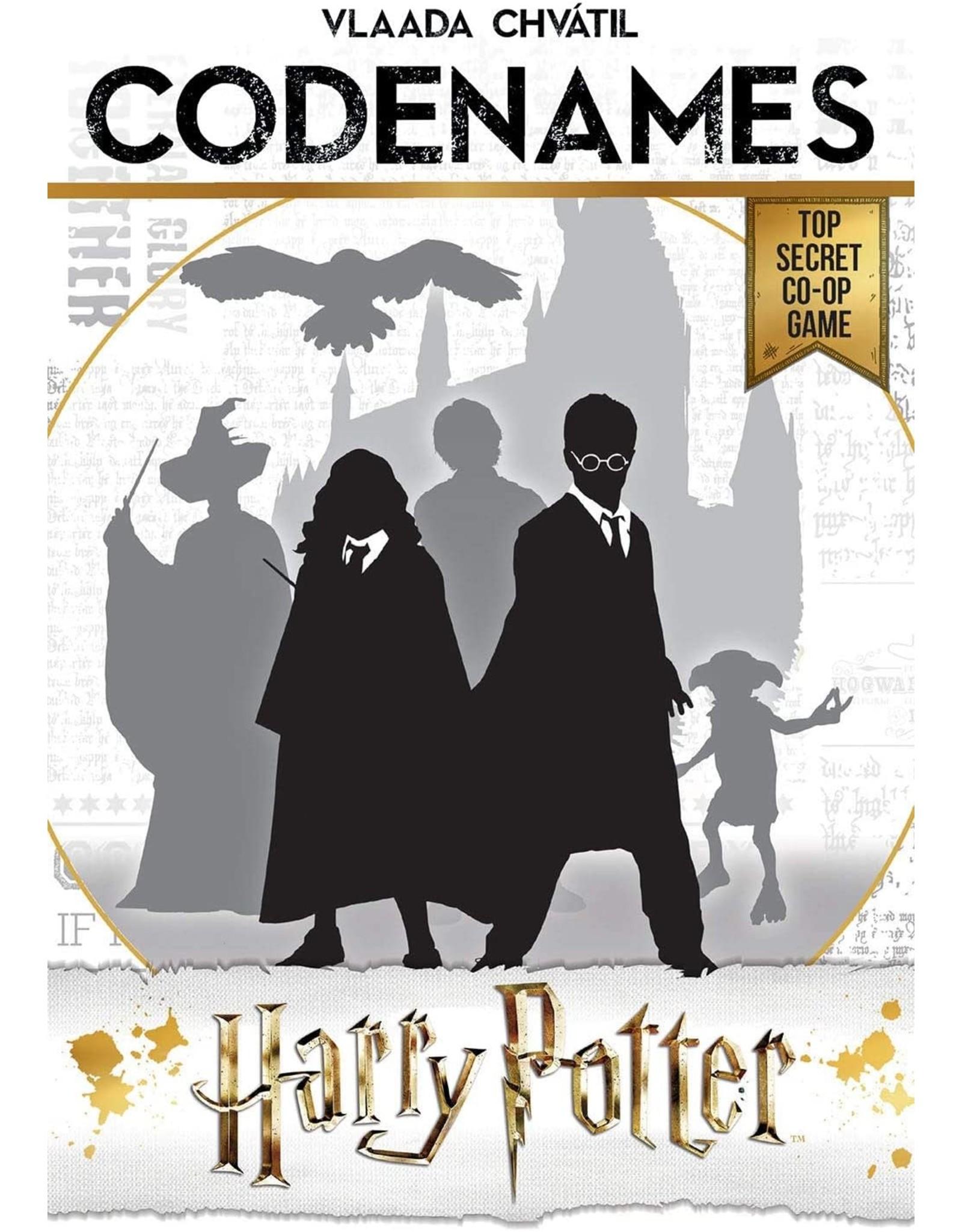 Codenames Harry Potter Board Game