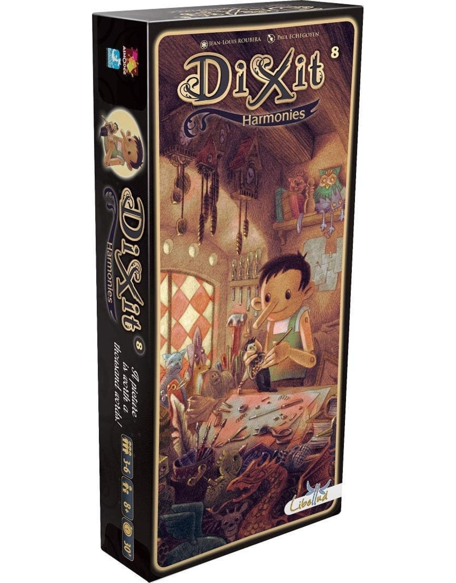 Dixit Harmonies Expansion Board Game