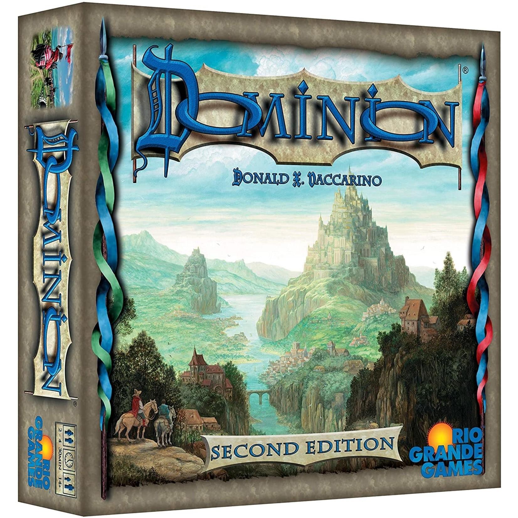 Dominion 2E Card Game