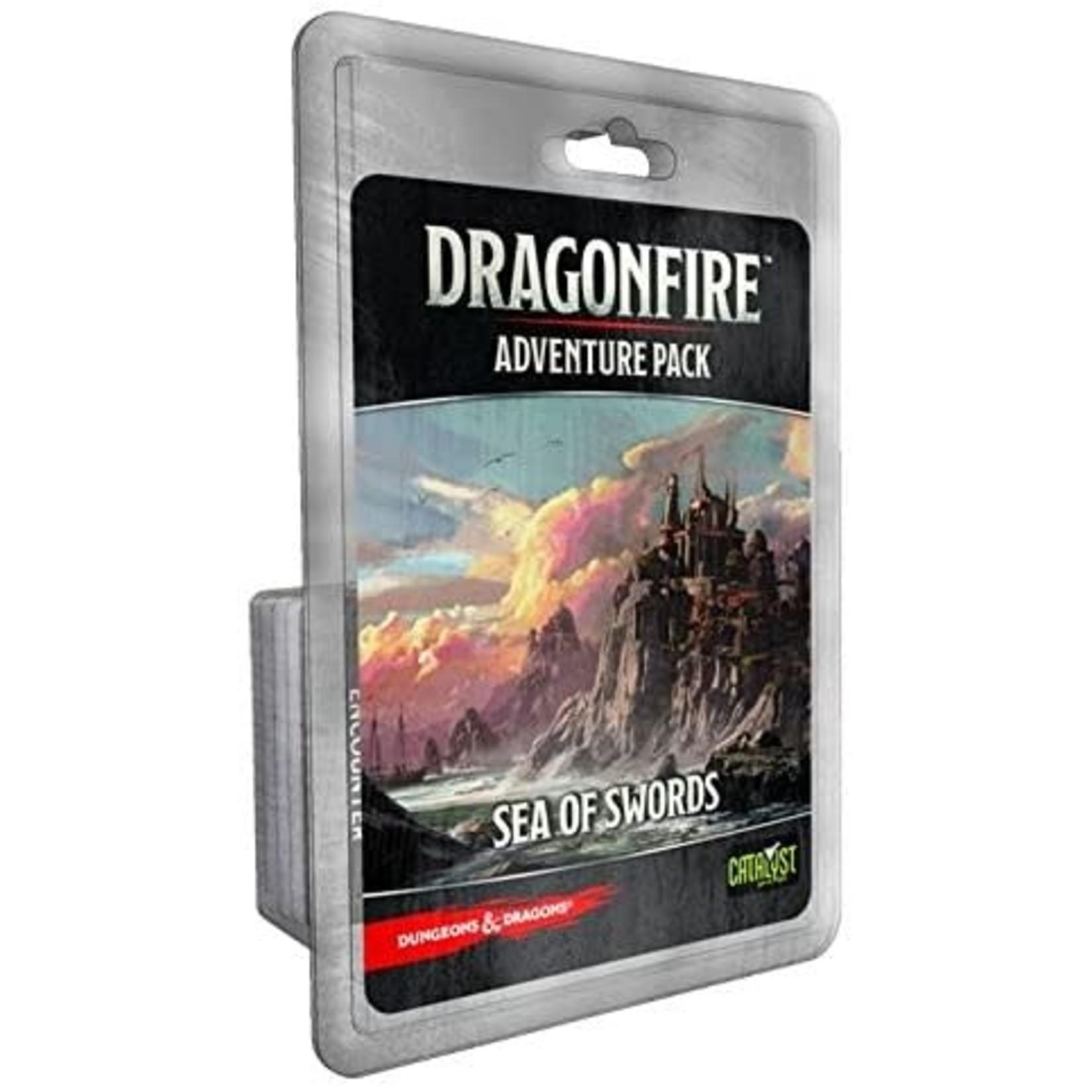 Dragonfire DBG Adventure: Sea of Swords