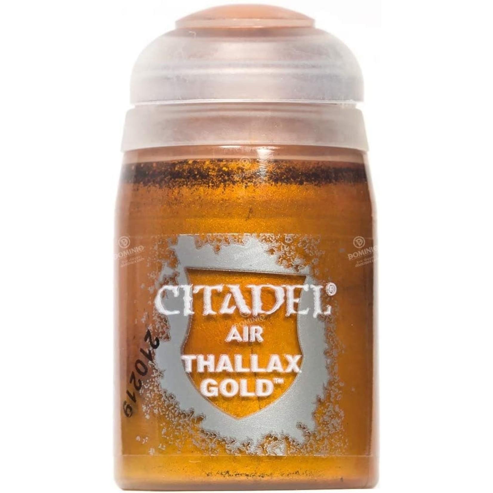 Games Workshop Citadel Paint: Thallax Gold Air (24 ml)