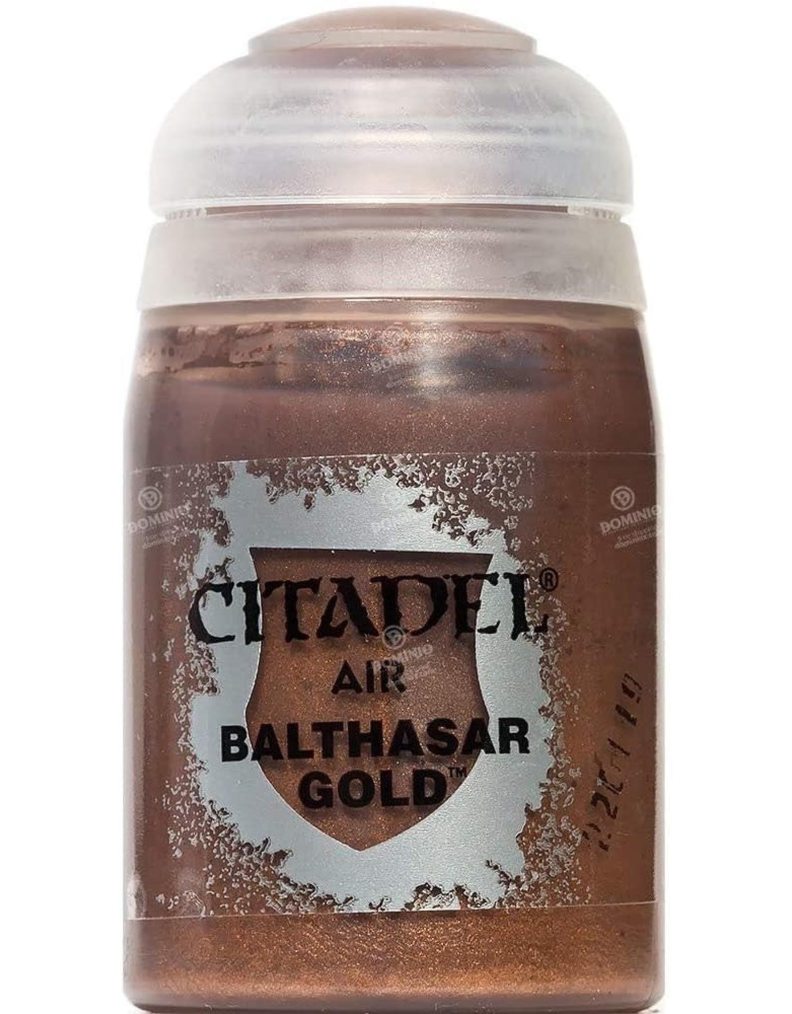 Games Workshop Citadel Paint: Balthasar Gold Air (24 ml)