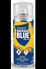 Games Workshop Citadel Paint: Macragge Blue Spray Paint 10oz