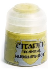 Games Workshop Citadel Paint: Nurgles Rot 12ml