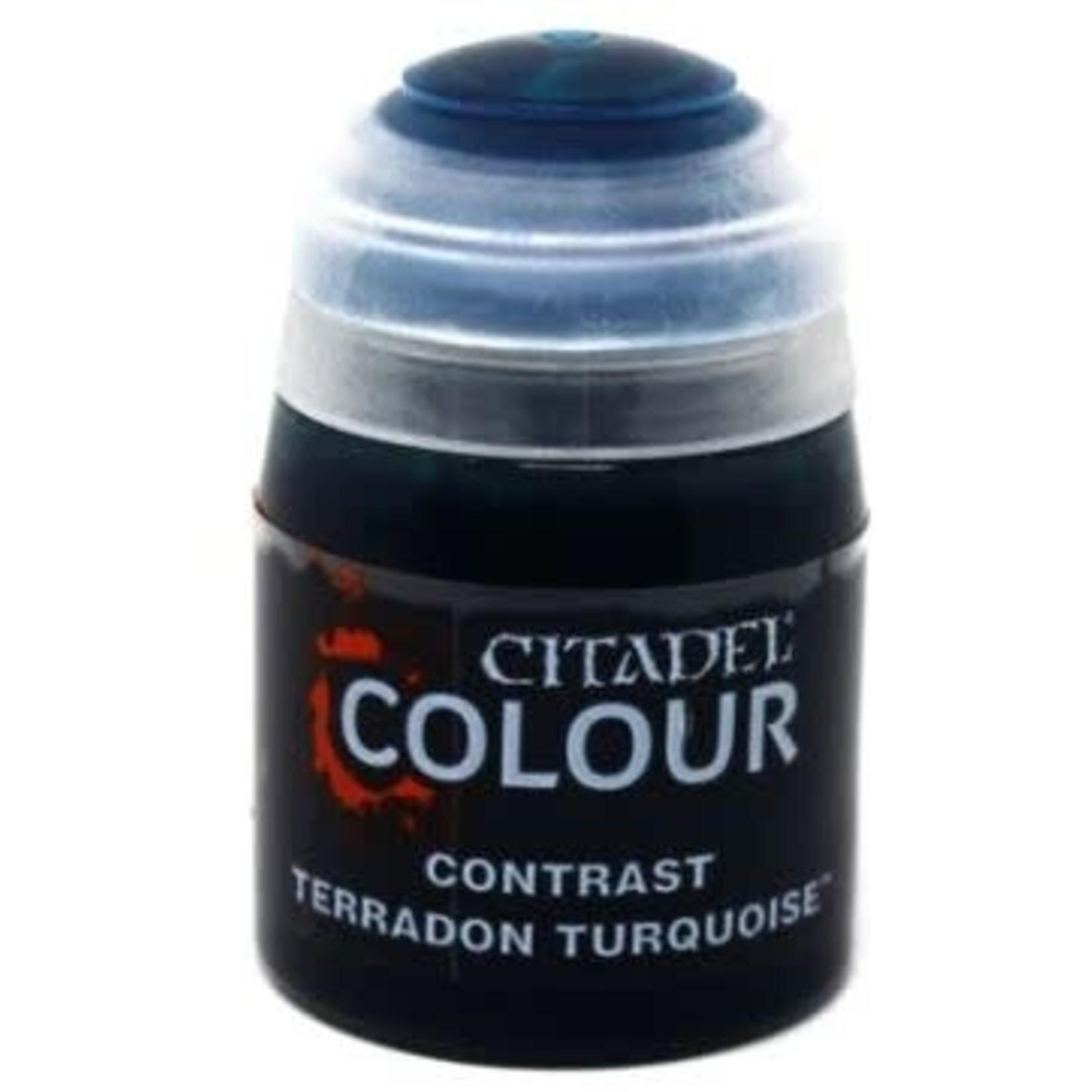 Games Workshop Citadel Paint: Terradon Turquiose Contrast (18 ml)