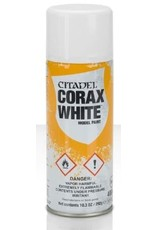 Games Workshop Citadel Paint: Corax White Spray Paint 10oz