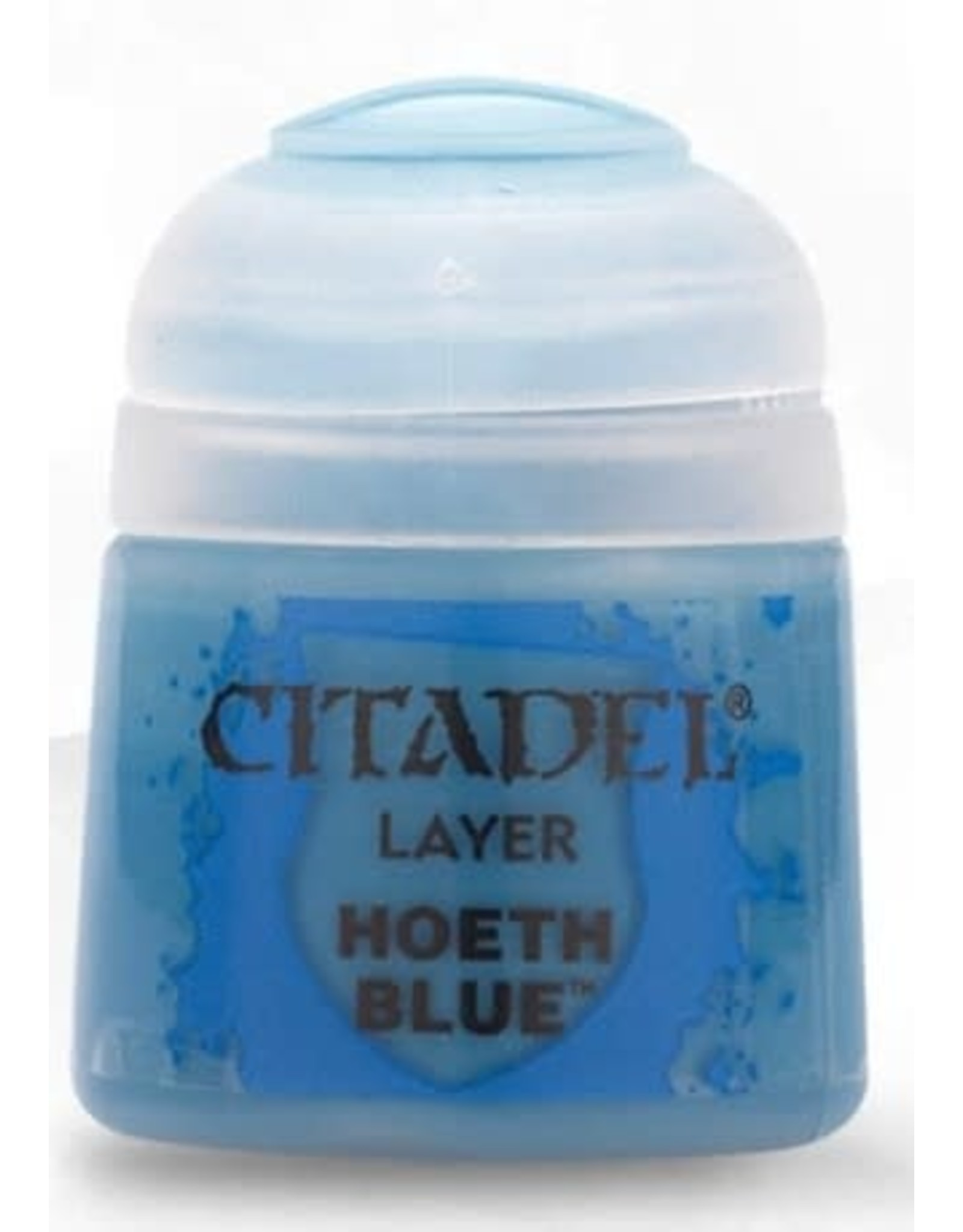 Games Workshop Citadel Paint: Hoeth Blue 12ml