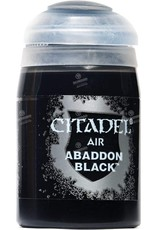 Games Workshop Citadel Paint: Abaddon Black Air (24 ml)