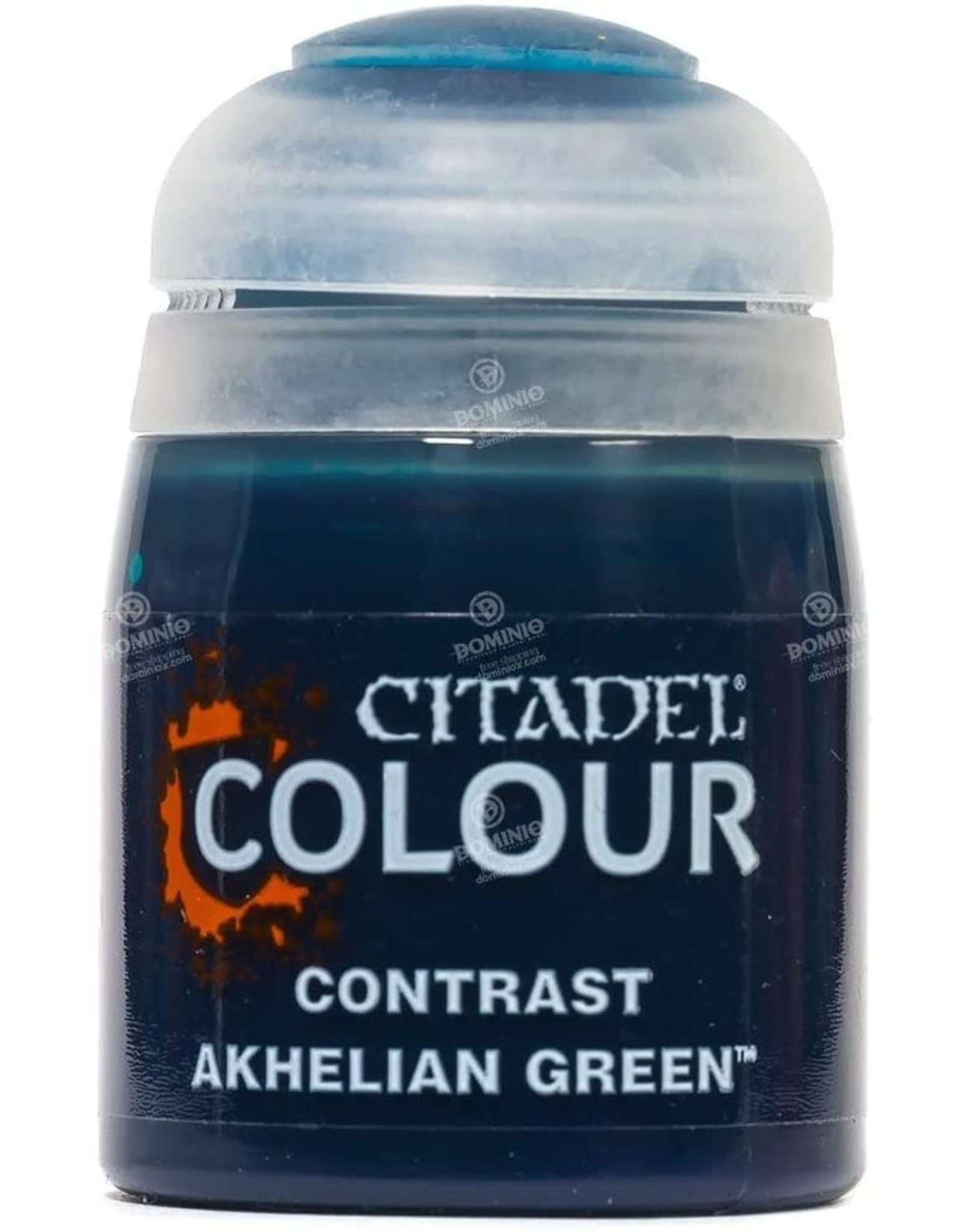 Games Workshop Citadel Paint: Akhelian Green Contrast (18 ml)