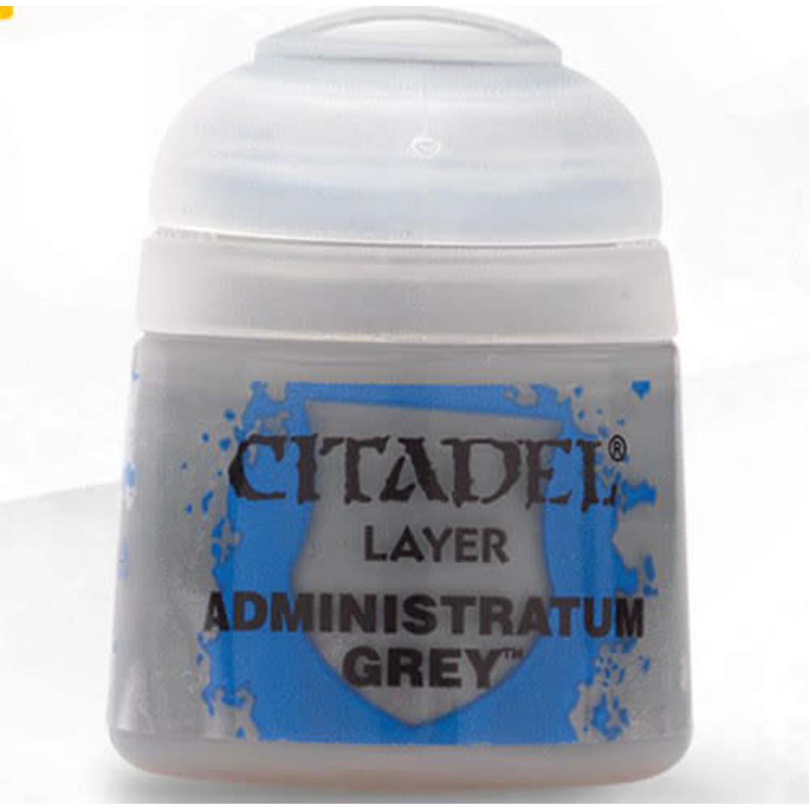 Games Workshop Citadel Paint: Administratum Grey 12ml
