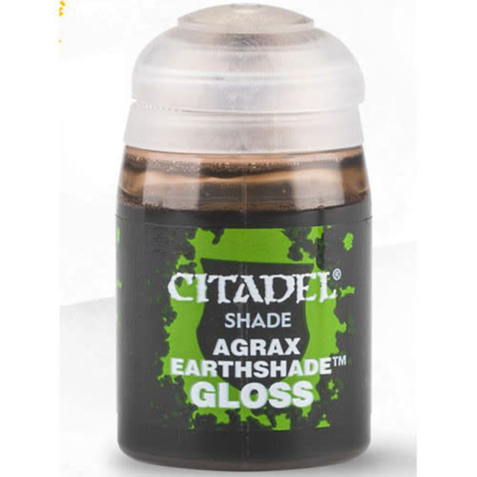 Games Workshop Citadel Paint: Agrax Earthshade 24ml Gloss
