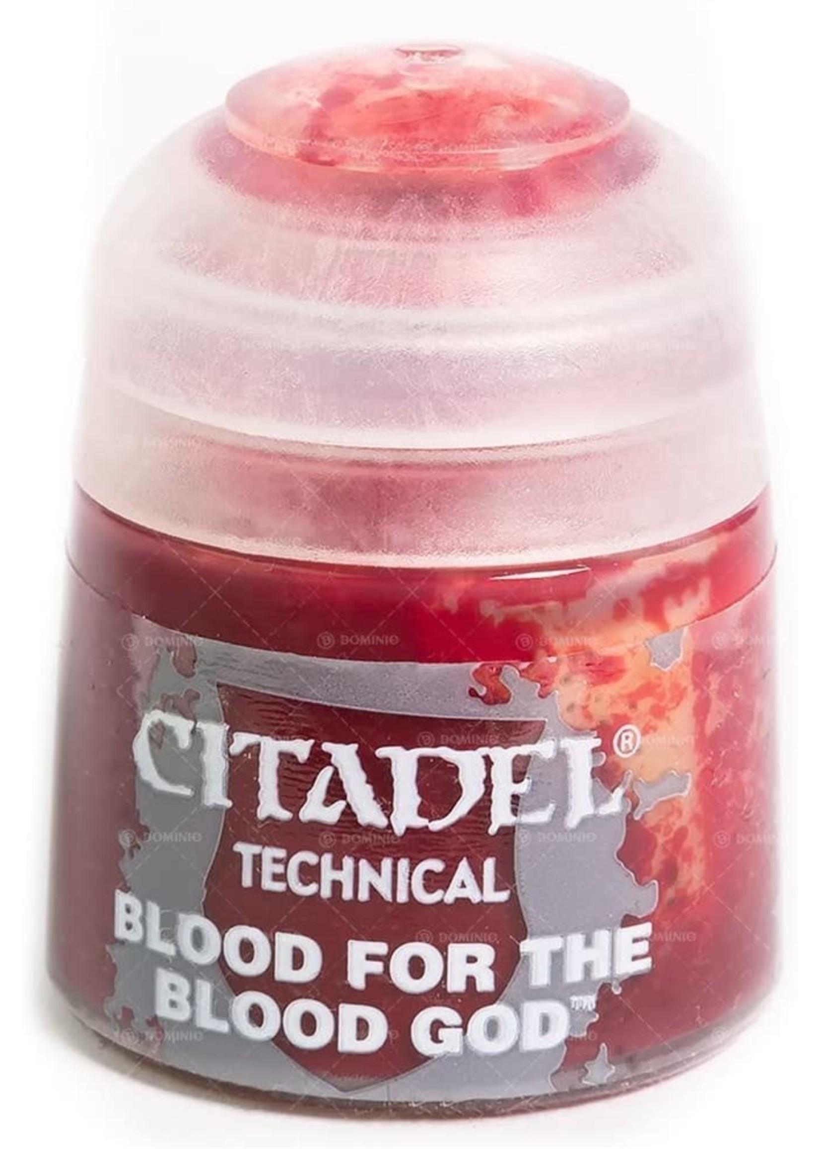 Games Workshop Citadel Paint: Blood for the Blood God 12ml