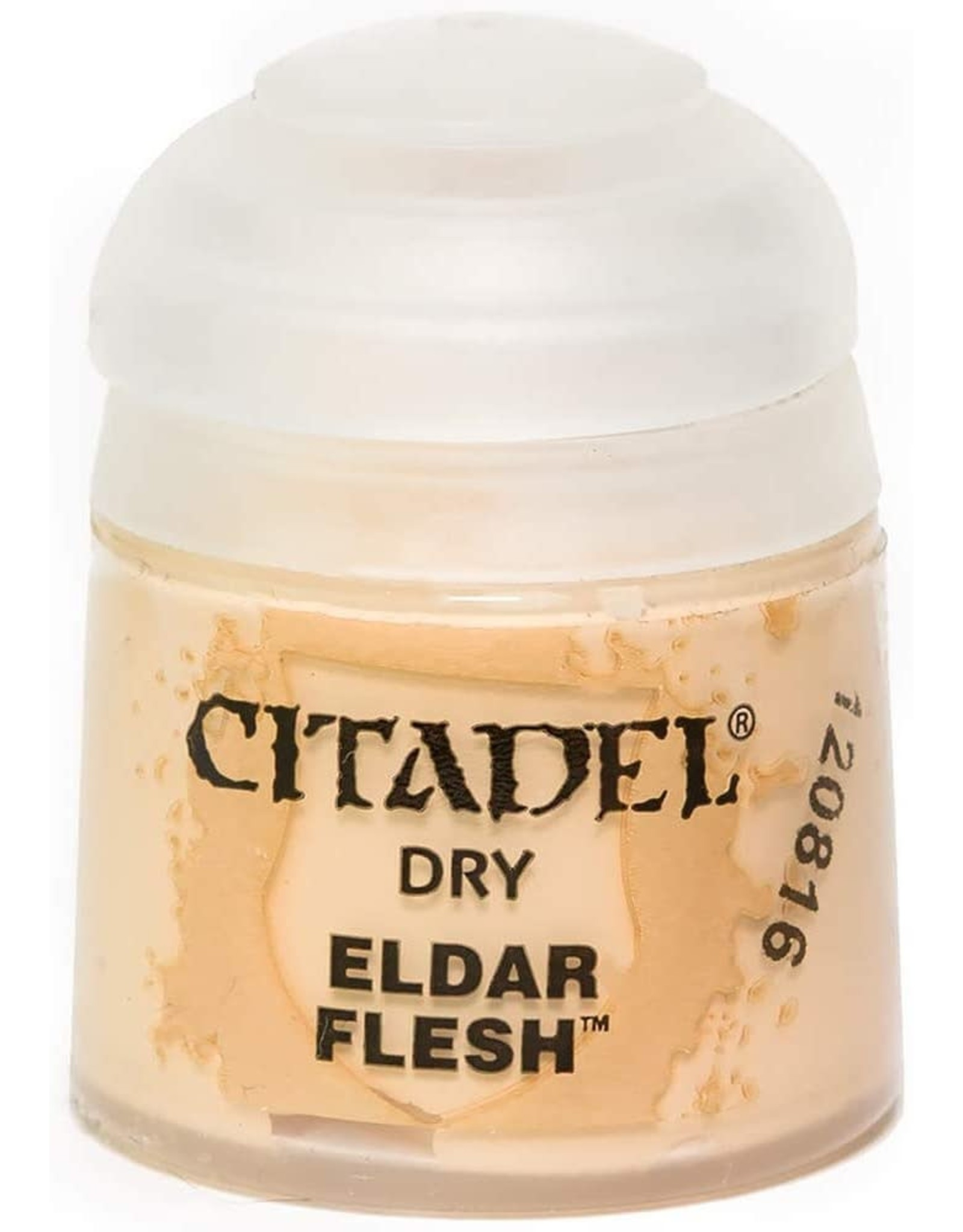 Games Workshop Citadel Paint: Eldar Flesh Dry 12ml