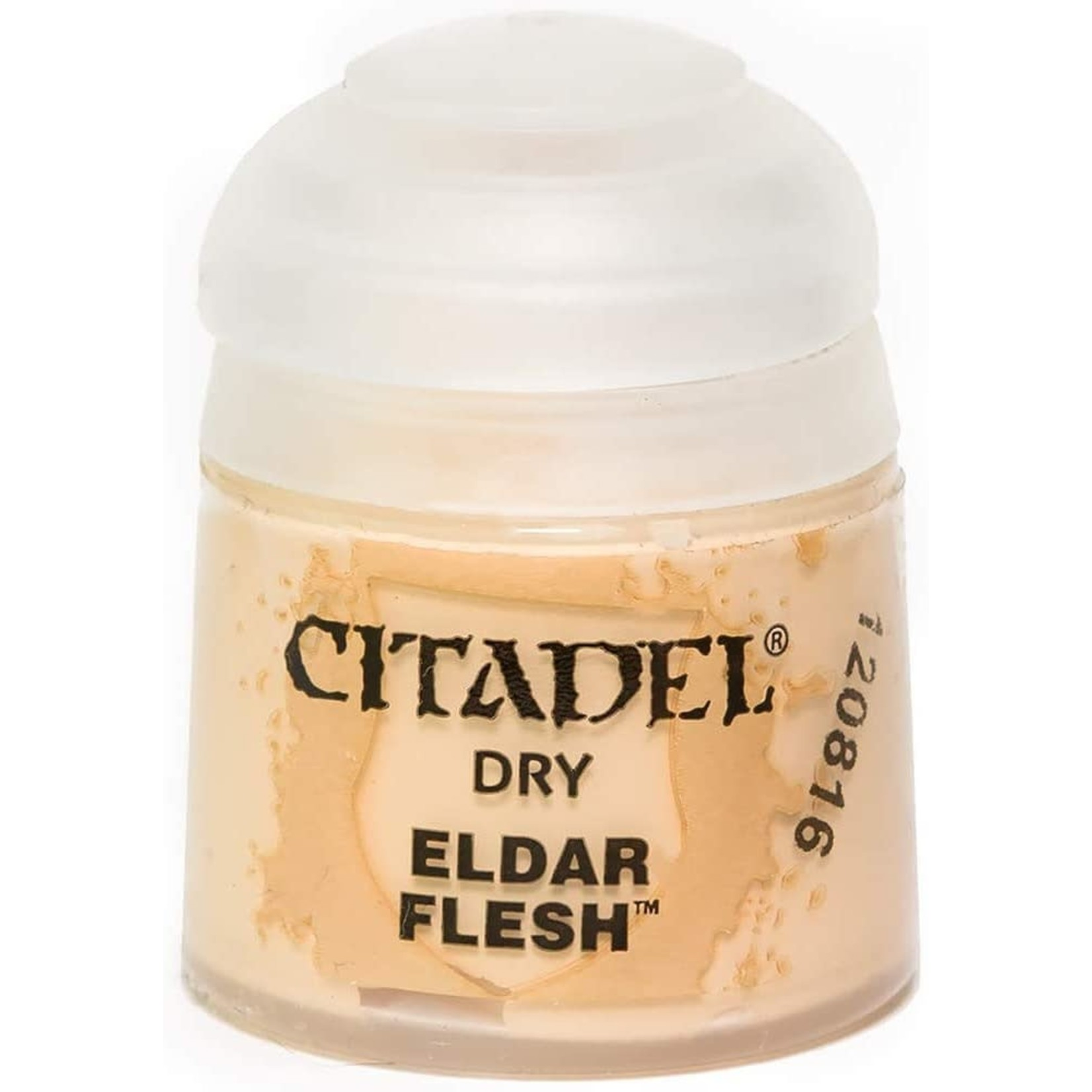 Games Workshop Citadel Paint: Eldar Flesh Dry 12ml