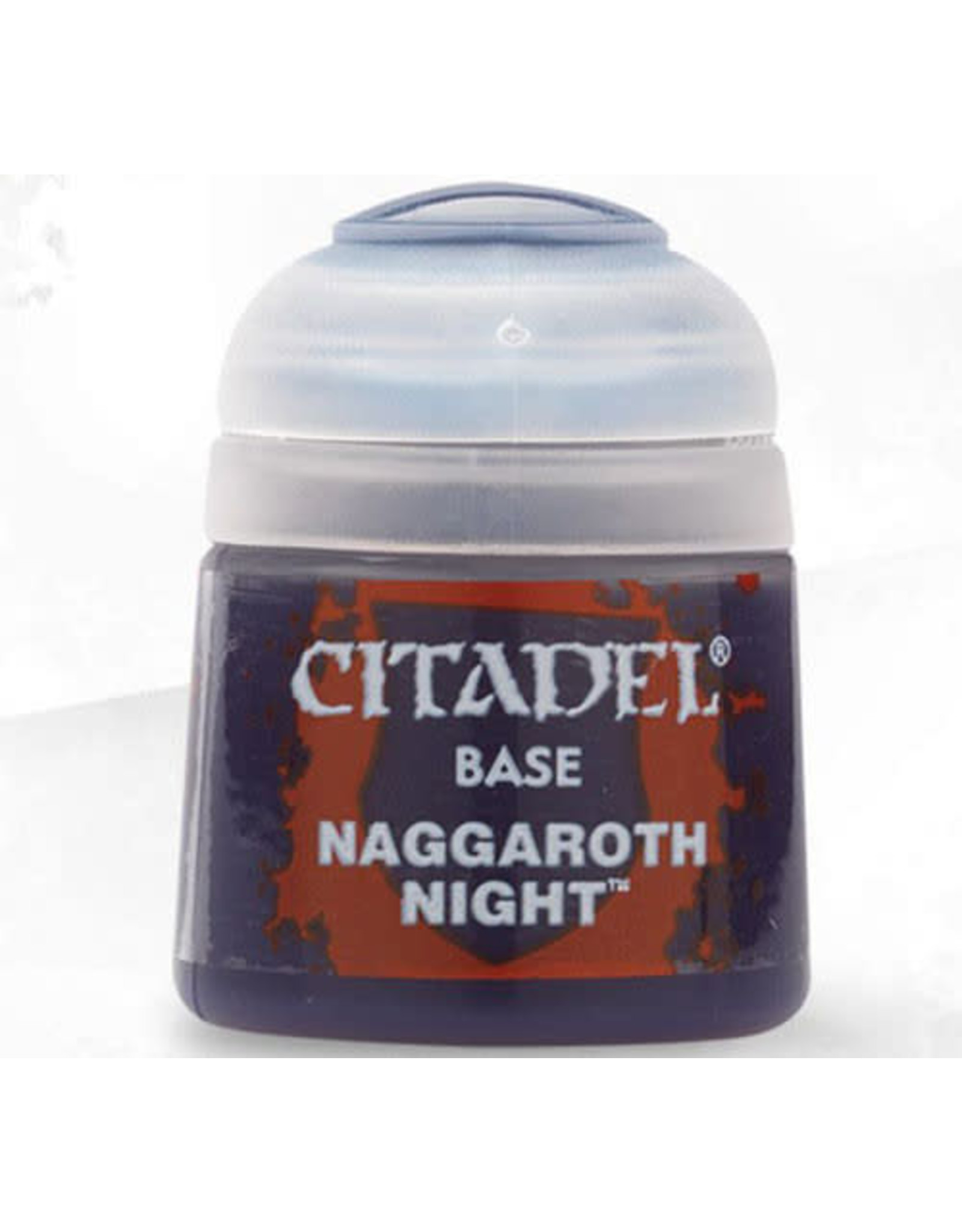 Games Workshop Citadel Paint: Naggartoh Night 12ml