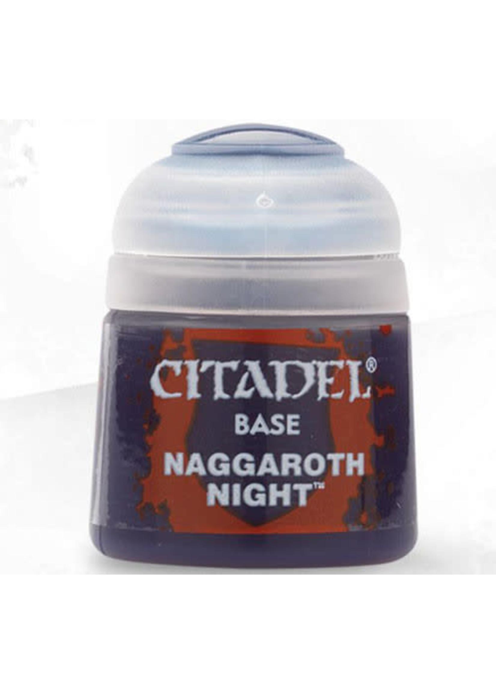 Games Workshop Citadel Paint: Naggartoh Night 12ml